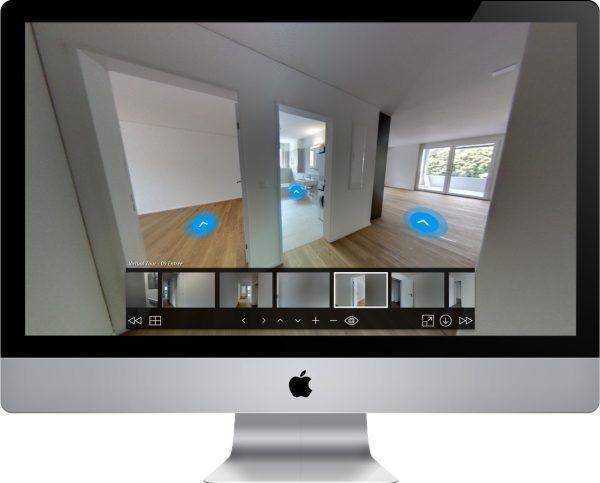 Virtual-Reality-Applikation für Ihren Neubau oder Bestandesimmobilie!